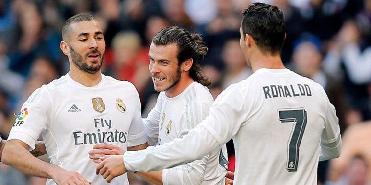 trio BBC Madrid
