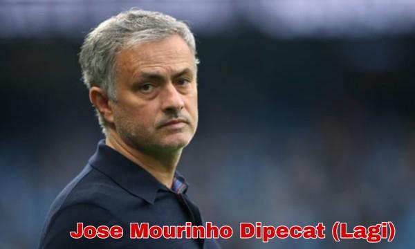 Fakta pemecatan mourinho